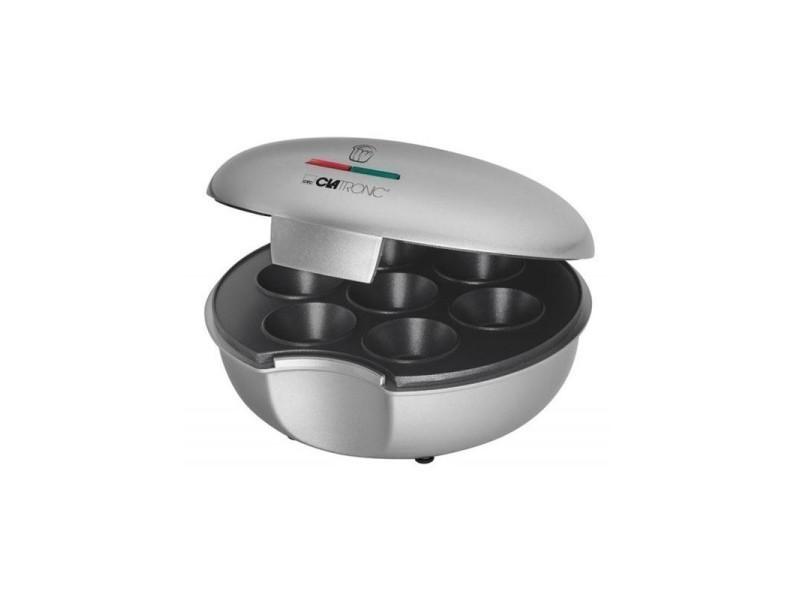 Machine à muffins clatronic mm 3496 argenté