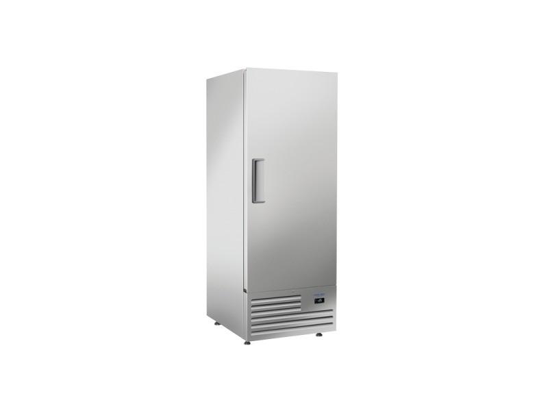 Armoire congélateur inox - 600 litres - cool head - r290 1 porte pleine