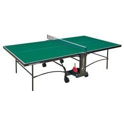 Tennis de table garlando e plateau vert e advance c-276i
