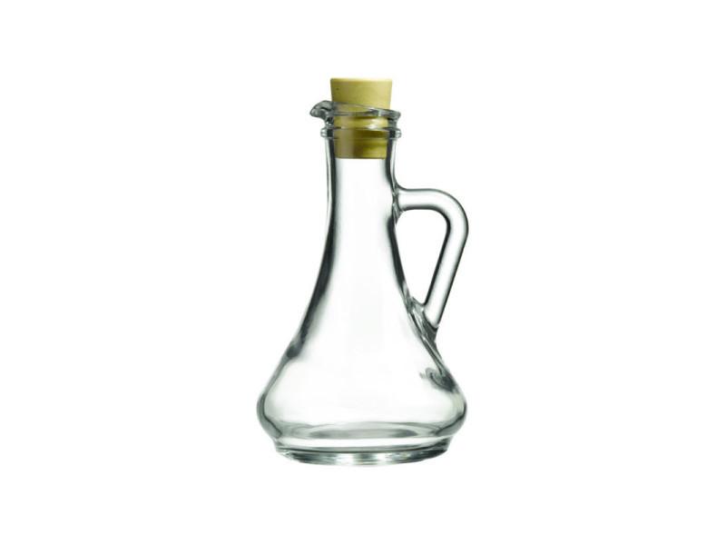 Pichet à huile d'olive 260 ml - lot de 12 - stalgast - verre 26 cl