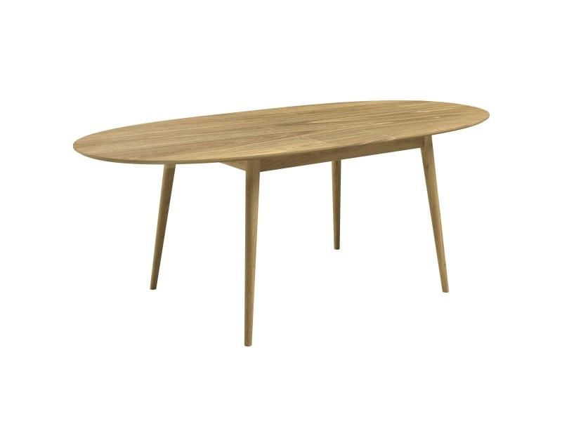 Table à manger eddy 170/200 cm extensible
