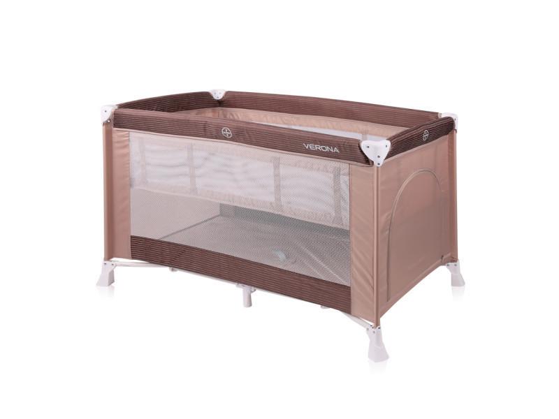 Lit parapluie bébé lit pliant à 2 niveaux verona 2 beige 10080261813 vente de lorelli conforama