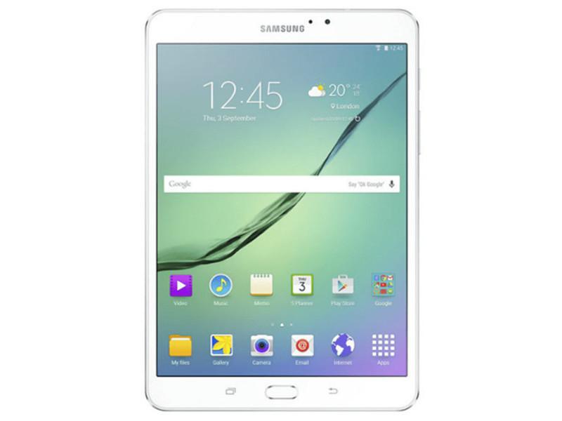 Tablette Samsung Galaxy Tab S2 Wifi 8 0 T713 Blanche Conforama