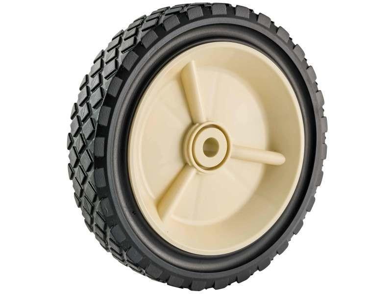 Quincaillerie roue de rechange pour tondeuse de jardin. Cette roue de rechange pour tondeuse de jard
