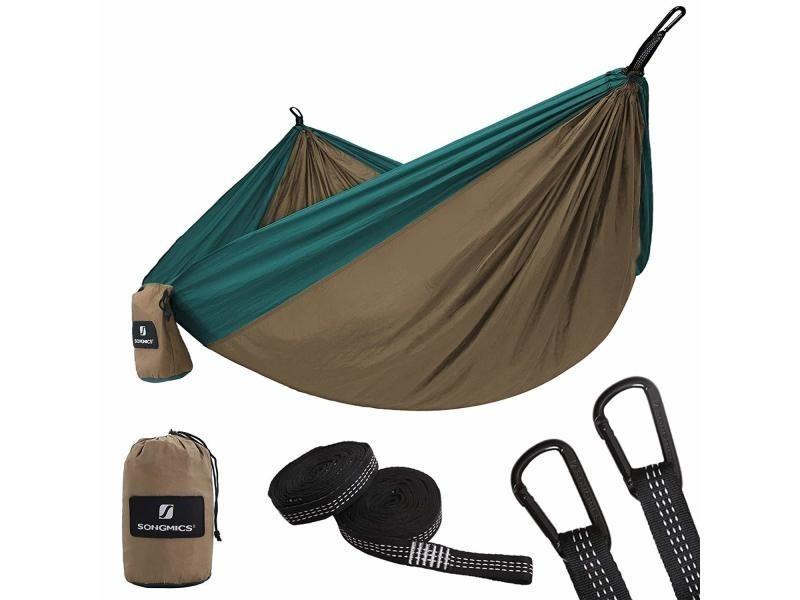 Pour Camping Ultra Portable Double Randonnée Hamac Léger Nw8y0mvnO