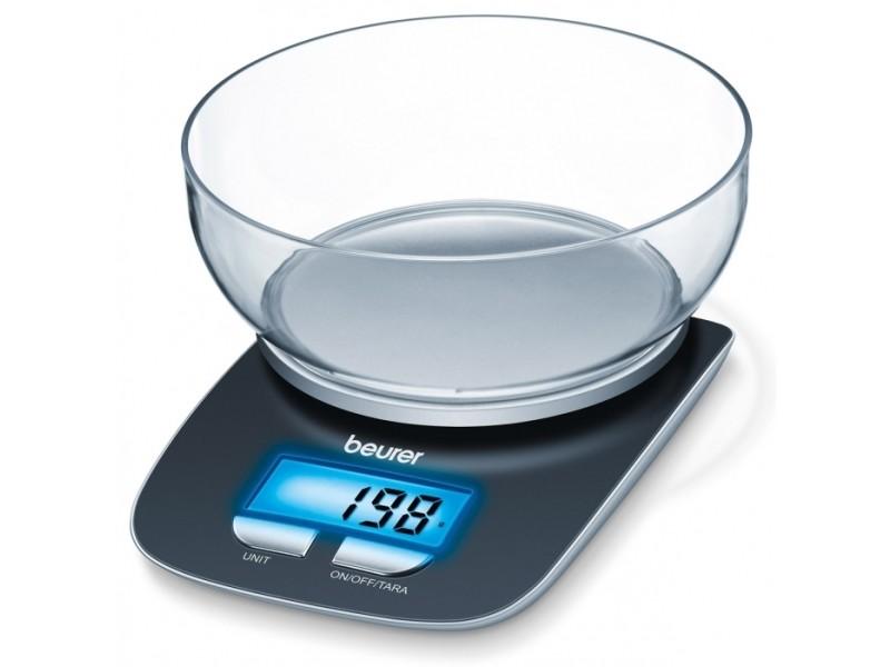 Beurer balance de cuisine avec bol ks 25 704.15