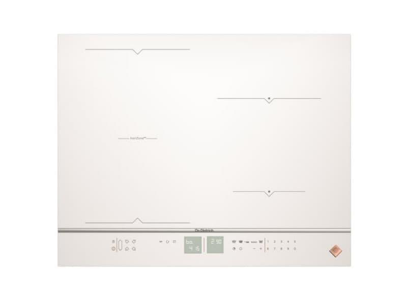 Table de cuisson à induction 65cm 4 feux 7400w blanc - dpi7686wp dpi7686wp