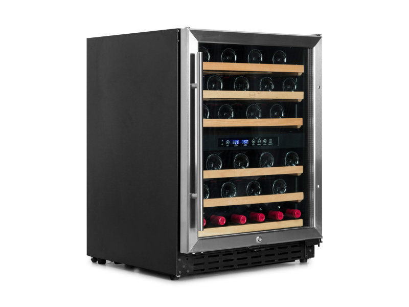Cave à vin vinobox 50 2t inox