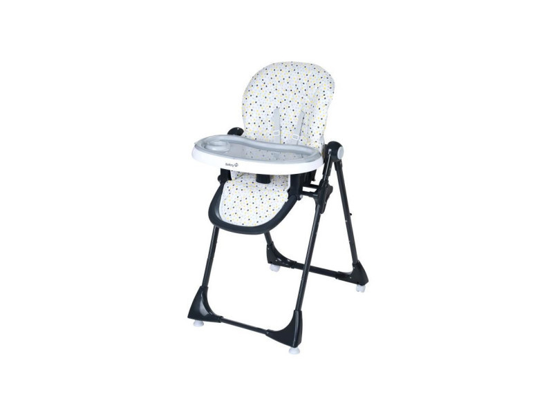 Safety 1st chaise haute kiwi grey patches vente de safety 1st