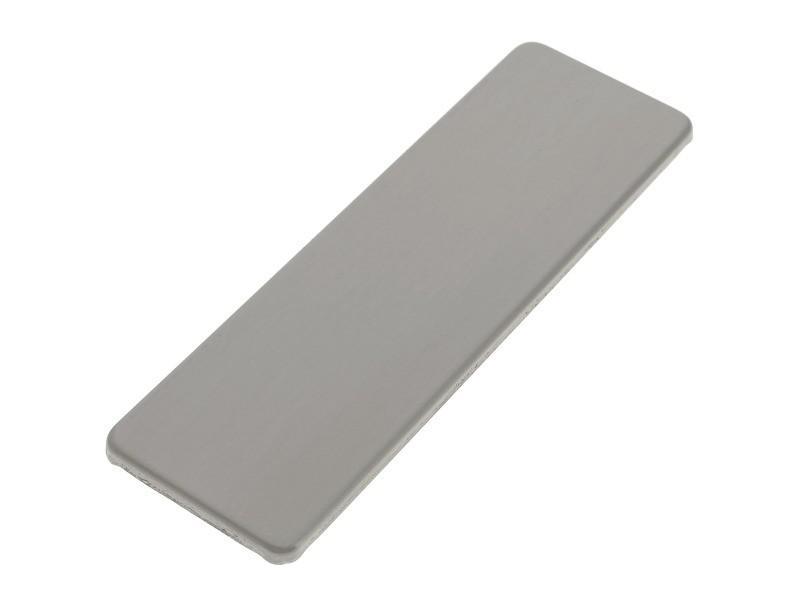 Cache poignee inox pour lave vaisselle smeg - 062171978
