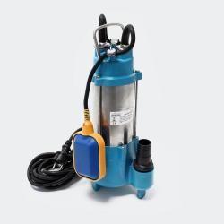 Pompe pour eaux sales avec flotteur 9000l/h avec 250w helloshop26 4216350