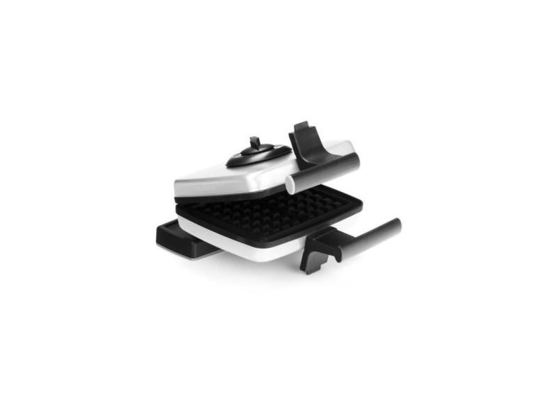 Wa102a gaufrier - 3 jeux de plaques : gaufres - gaufrettes - croque-monsieur - 1200w FRI5412144744019