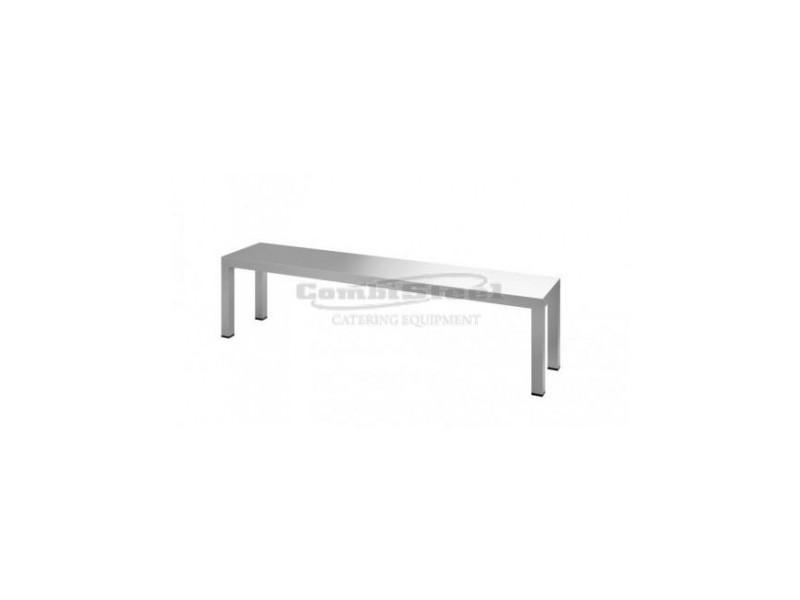 Etagère sur table 1 étage - 300 x 1600 mm