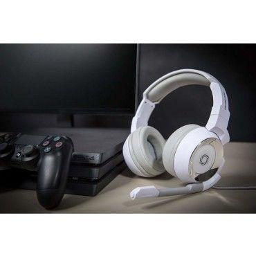 Avermedia casque gamer pc ps4 sonicwave gh335 blanc nc
