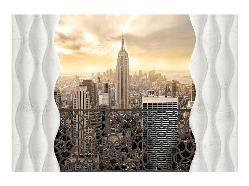 Papier peint - light of new york 250x175