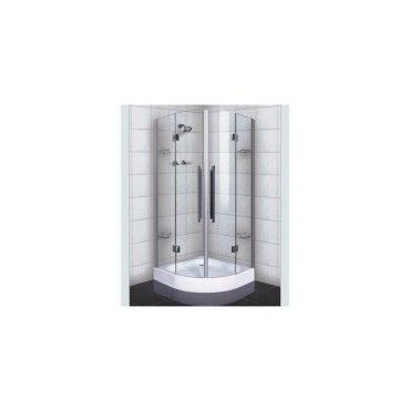 Cabine de douche sarodal 90 90 200 cm ou 100 100 200 cm vente de azura home design conforama - Cabine de douche ou douche classique ...