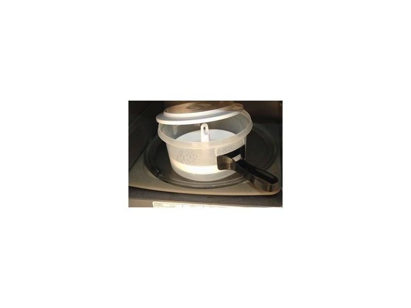 Boîtes moderne casserole vapeur micro-ondes