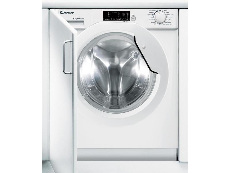 Lave-linge séchant intégrable 60cm 8/5kg a - cbwd8514d-s cbwd8514d-s