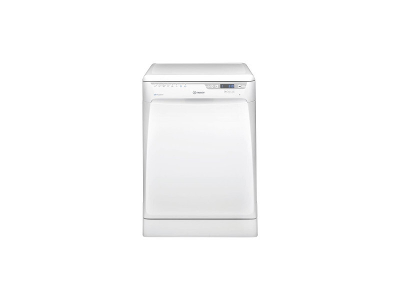 Lave-vaisselle pose libre indesit 14 couverts moteur induction 60cm a++, inddfp58t94zfr INDDFP58T94ZFR