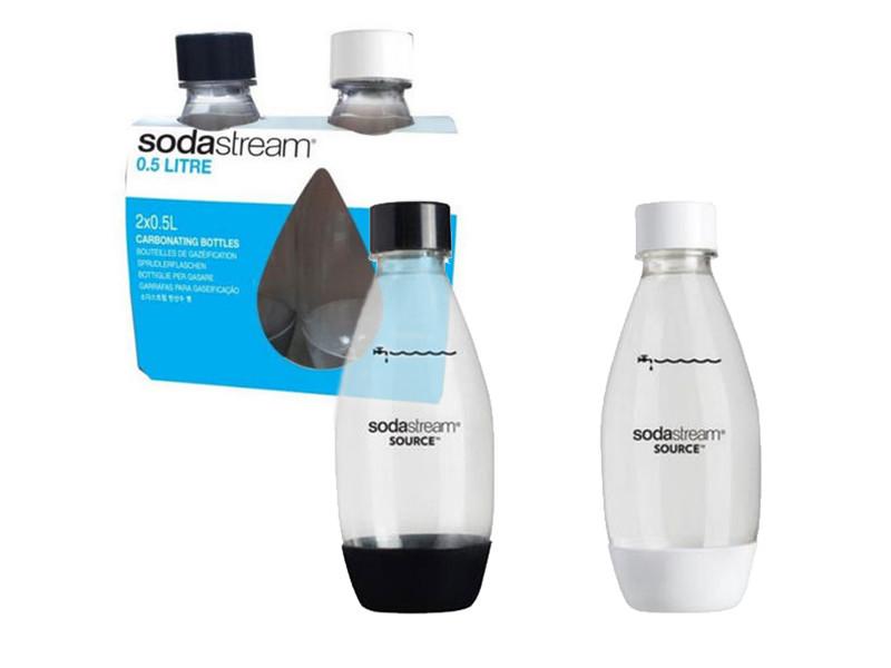 Sodastream pack de 2 bouteilles fuse 0.5l réf. 3000047