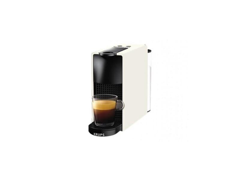 Machine nespresso krups essenza mini xn1101 - 19 bar - blanc XN1101