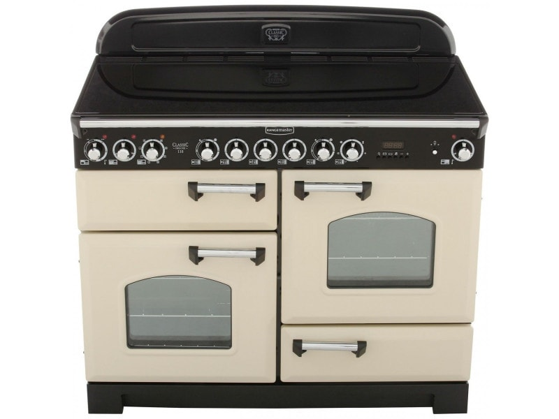 Cuisiniere classic deluxe 110 falcon cdl110eicrc induction creme ...