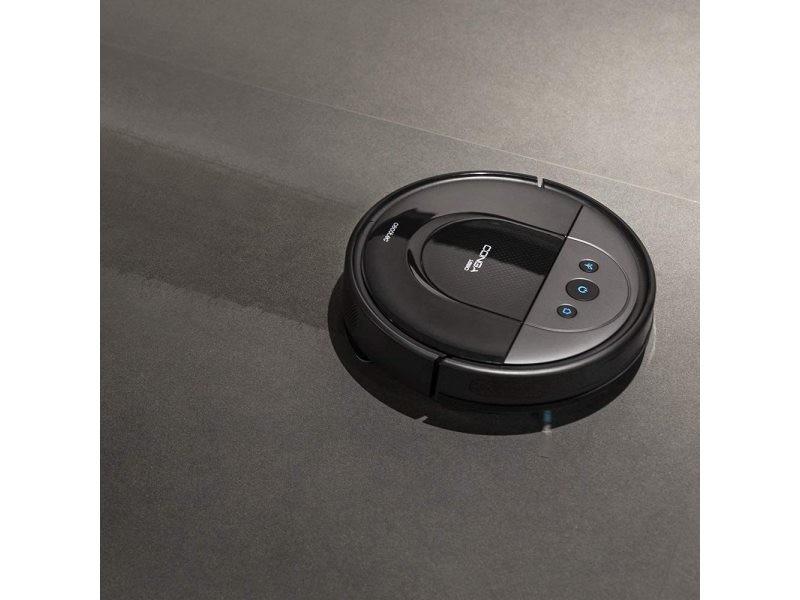 Robot aspirateur 4 en 1 programmable serie 990 noir