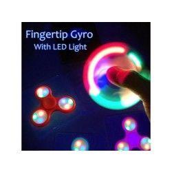 Hand spinner avec led (couleurs aléatoires)