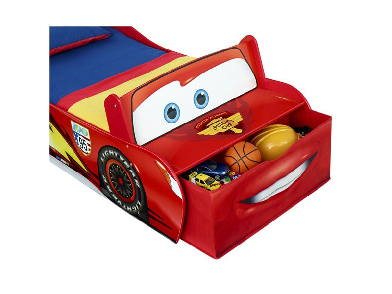 lit flash mcqueen cars disney vente de chambre compl te conforama. Black Bedroom Furniture Sets. Home Design Ideas