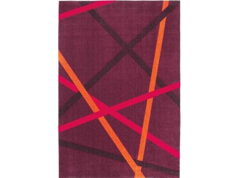 Tapis style 26 violet orange GFASO-160-230-E