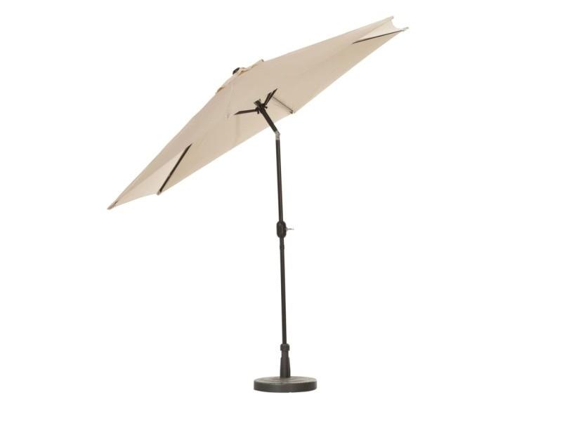 Madison parasol tenerife 300 cm écru 300 cm