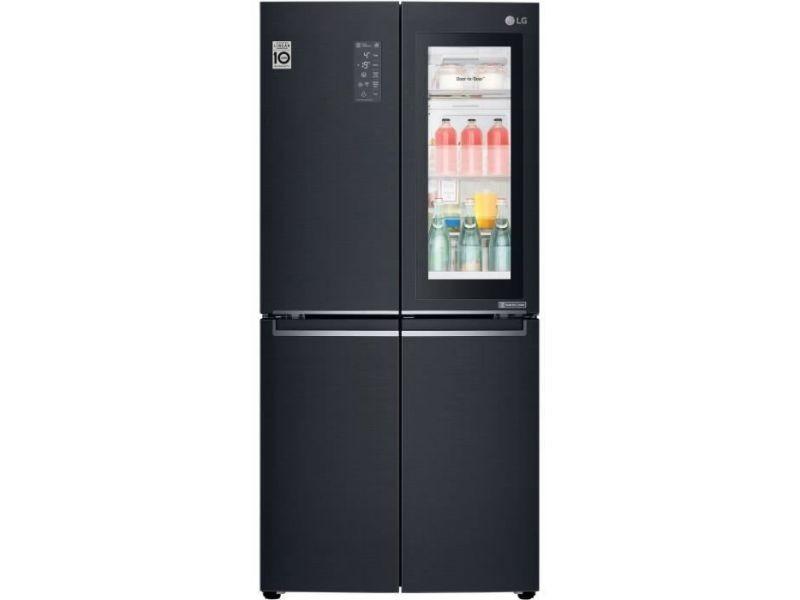 Réfrigérateur multi-portes 458l froid ventilé lg 84cm a+, lg8806098510375 LG8806098510375