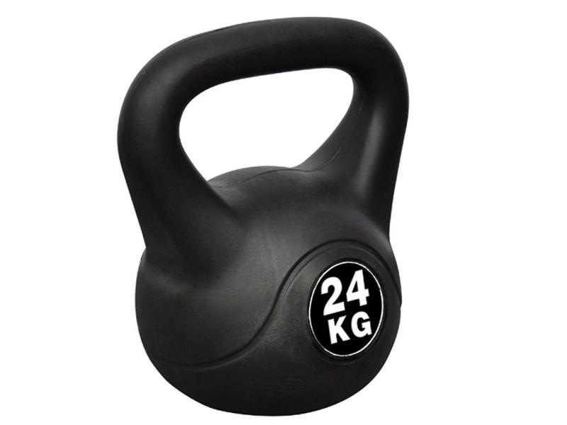 Vidaxl kettlebell de 24 kg 90293