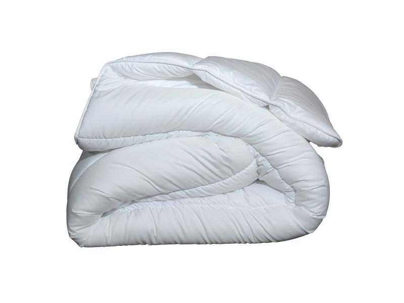 Couette naturelle - chaude - 30% duvet 320gr/m² annapurna - - 200x200 cm
