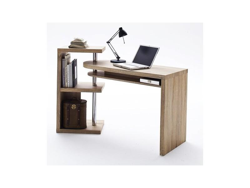 Bureau design en bois avec plateau pivotant space vente de
