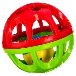 Jeu de balle d'activité - rouge et vert