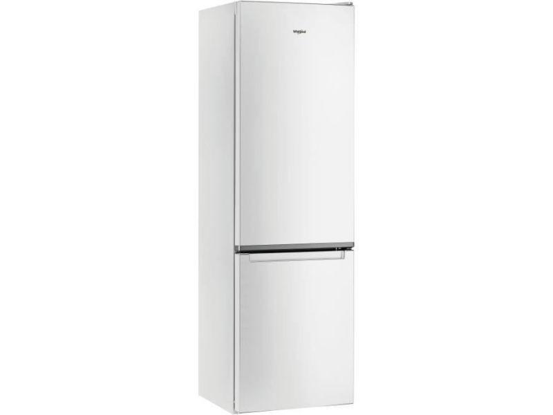 Réfrigérateur combiné 321l froid ventilé whirlpool 60cm a+, whi8003437902536 WHI8003437902536