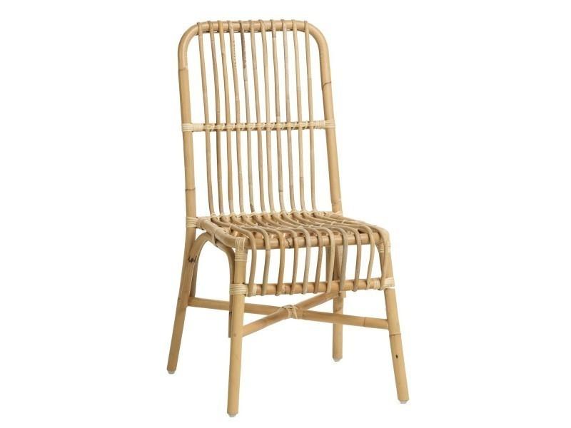 Chaise En Rotin Valrie