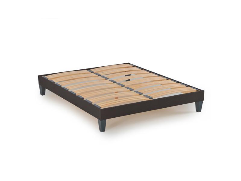 olympe sommier kit 15 160x200 vente de olympe literie conforama. Black Bedroom Furniture Sets. Home Design Ideas