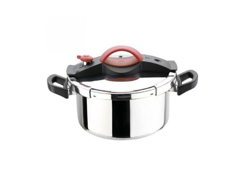 Sitram autocuiseur sitrapro 6l avec panier rouge o 24 cm 711162