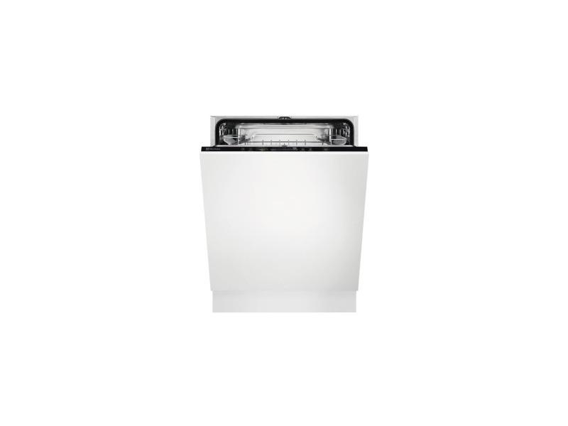Exclusivite axelis - lave-vaisselle tout integrable 60 cm - série 600 f electrolux - eeq47305l