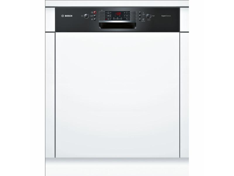 Lave-vaisselle intégrable 60cm 13c 44db a++ noir - smi46jb03e smi46jb03e