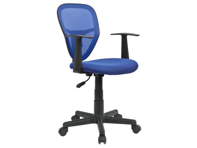 nouveau concept 12a02 caf59 Chaise de bureau pour enfant studio fauteuil pivotant et ...