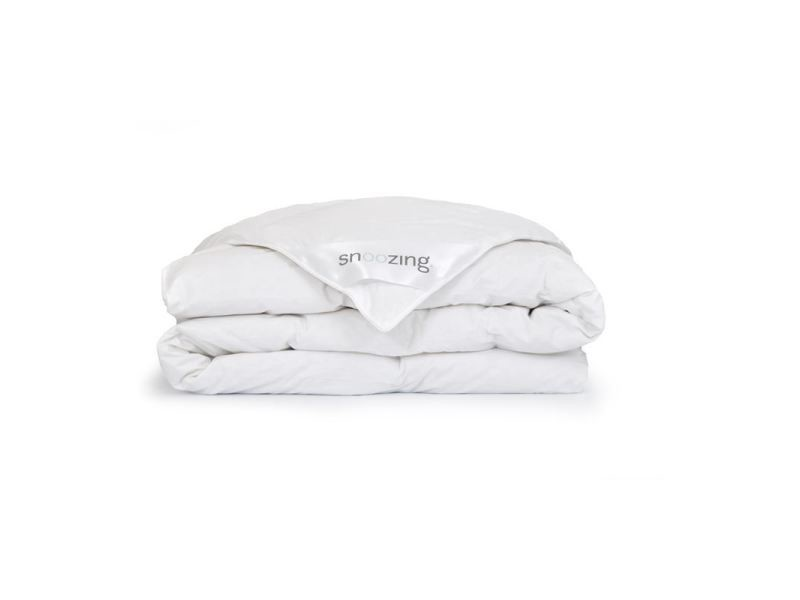 Snoozing mont blanc - couette - 100% duvet d'oie - 140x200 cm SMUL10757501