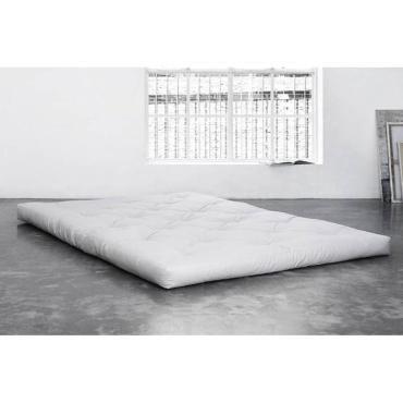 matelas futon confort 90 200 15cm 20100852367 conforama. Black Bedroom Furniture Sets. Home Design Ideas