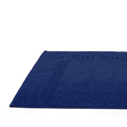 Tapis de bain 50x70 cm pure marine 700 g/m2