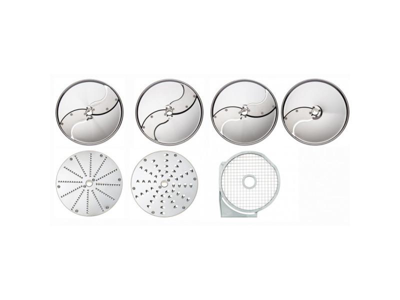 Pack 7 disques inox - dito sama