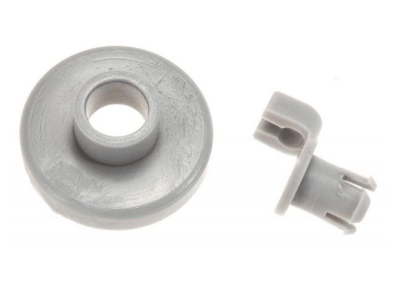 Roulette+support panier inferieur pour lave vaisselle airlux - 3157525