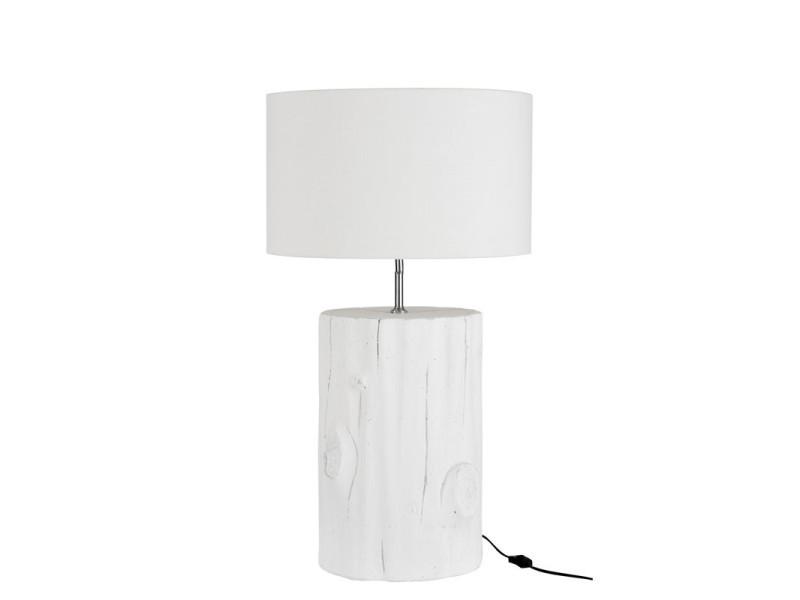 Blanc Neuf Ciment 91 Lampe 50 H Poser X À L Caradoc QtBrhdxsC