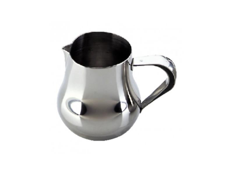 Pot à lait inox marocain 350 ml - olympia - 6,5 cm inox 35 cl